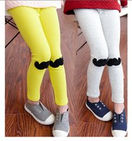 baby render - Baby girl han edition of new fund of autumn fashion children s clothes cartoon joker moustache cotton render pants of height BH1175