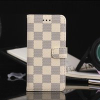 Wholesale hot selling leather wallet phone case mobile phone wallet case For iPhone iphone plus S6Zy00192