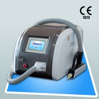 Wholesale F12 Q switch laser tattoo removal machine for all kinds color tattoos pigmentation birthmark removal from BeiJing anybeauty