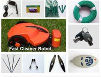Wholesale The Cheaper and High Quality Garden tools Household mini robot lawn mower smart grass cutting machine