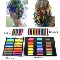 Wholesale New Arrival Fashionable Colorful Dye Tool Temporary Hair Chalk Instant Color Added Flair Colors Change Hair Color in Minutes