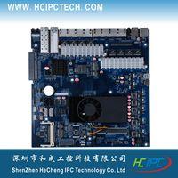 auto intel - HCIPC M502 LAN HCM10L8SFP C1037 Firewall Motherboard Intel LAN SATA2 SATA3 MPCIE GPIO CF LPT Auto On PCIE16X V DC