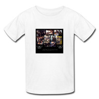 aerosmith t shirts - Aerosmith Legend Band Steven Tyler t shirt Cotton Men s Short sleeve Custom t shirt Boy Good Quality Cloth New