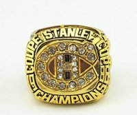 championship ring - high quality Canadian fashion sports Stanley Cup hockey world championship rings