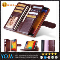 book flip - Multi function Wallet cover Book Style PU Leather Stand Phone Case For apple iphone plus flip cover With Card Holder black brown