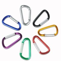 aluminum hook suppliers - EN1885 Aluminum Carabiner Snap Hook Link Keyring Camping Hiking Traveling Suppliers