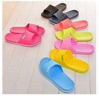 Wholesale Adult House Slippers Women And Men Memory Foam Slippers Indoor Environmental Avirulent Material Bathroom Slippers Home Slippers