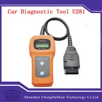 automobile diagnostic codes - Memoscan U281 CAN BUS Code Reader OBDII EOBD Car Automobile Engine Diagnostic Scanner Tool for AUDI VW SEAT ABS Airbag Engine Reset