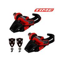 Wholesale Time Xpresso Carbon Titanium Pedals Road Bike Pedals Road Bicycle Parts Titanium Ti Pedal lock card bicycle shoes parts