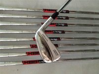 Wholesale MB Forged Golf irons P With KBS Tour Steel shaft Oem Golf clubs MB Irons right hand
