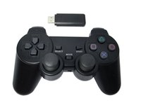 Wholesale PC gamepad GHz ccomputer game controller joypad with double shock and double joystick