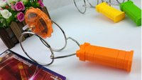 Wholesale Large colorful magic spinning gyroscope orbit hair naked ball yo yo factory direct rotary inertia