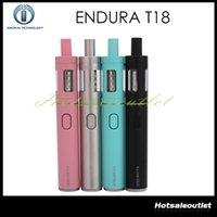 Cheap Available Original Newest Innokin iTaste Endura T18 Starter Kit