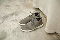 Cheap 2016 Brand New Kanye Milan West yeezy mens boost 750 yeezys Men's Fashion Sneaker shoes High Top casual sport shoes