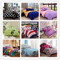 Cheap Quality Velvet 4pcs 3D printing bedding set, bed linen, bed set sheet   duvet cover   Pillowcase, Freeshipping