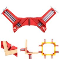 Wholesale New Arrival degree Right Angle Clamp MM Mitre Clamps Corner Clamp Picture Holder Woodwork