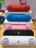 Universal pa speaker - B15 Bluetooth speaker Portable Wireless Bluetooth Speakers Active Speaker Support TF mm Audio Handsfree For Phone PC Tablet PA
