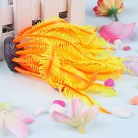 Wholesale Orange Yellow Artificial Silicone Manmade Coral Shape Ornament for Fish Tank Decoration