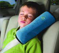 Wholesale 20pcs cotton Car cute cartoon safety Seat belt shoulder pillowcase car seat belt shoulder pads