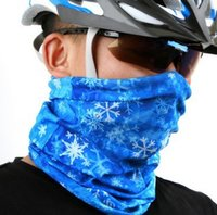 magic scarf - Hot Brand CoolChange Outdoor Sports Magic Seamless Multi Functional Scarf Cycing Headband BicycleCamping headScarf