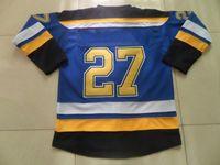 Wholesale Blue Hockey Jerseys Blues Alex Pietrangelo Winter Hockey Wears Stylish Hockey Uniform New Collcetion Ice Hockey Jerseys for Men