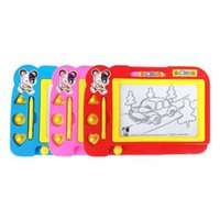 Wholesale New Magnetic Drawing Board Sketch Pad Doodle Writing Craft Art for Children baby