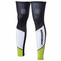 Wholesale Cycling Gear For Women - Free DHL Cycling Leg Warmers Women And Men Sunproof Guard Knee Sleeves For Protective Gear Sport Outdoor Bike Bicycle Warmers SZ16-K01
