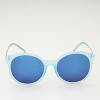 beach delivery - 2016 Kids Sunglass UV400 protection Summer Beach Polarized Glasses Outdoor Cycling Climbing Eyewear Round Frame Colors Lightning delivery