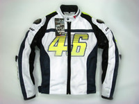 Wholesale New arrival Rossi racing Wear titanium mesh jacket summer jacket TITANIUM MESH JACKET