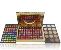 artists choice - 2016 new hot free shiping High grade color eyeshadow combination makeup Leopard Box eye shadow kit artist of choice professional