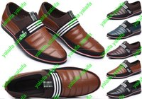 Wholesale leather dress shoes casual shoes leather shoes men s business casual groom dress shoes PIXIE01