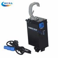 auto ac machine - 2pcs Power Drop Stage Backdrop DMX Control AC V V Hz Stage Special Equipment Stage Drop Machine