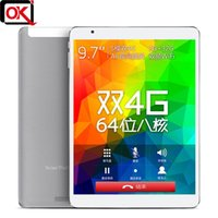 Wholesale Teclast P98 G Android FDD LTE Phone Call Tablet PC MT8752 Octa Core Bit quot IPS Screen GB GB