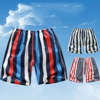 beach flag colors - Quick Drying Shorts Flag Stripe Surf Boardshort Summer Brand Printing Beach Shorts Men Tide Light Mixed Colors Shorts Flag