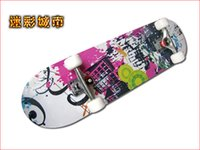 alice rocket - Genuine four professional skateboarding adult double Alice highway skateboard Men and women on the streets extreme rocker
