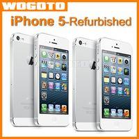 wifi gps - Unlocked Original Refurbished Apple iPhone iPhone5 Smart phone IOS WCDMA RAM G MP GB GB WIFI G GPS in Sealed box SmartPhone