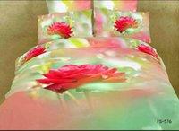 badding set - 5 pieces d queen size comforter set quilt duvet set bed in a bag pink badding flower duvet cover queen sheets