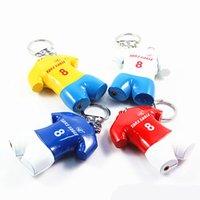 bball uniforms - Novelty Gadget Electronic Lighters Novelty Bball Uniform Gas Flame Lighter for Cigarette Refillable Butane Smoking Metal Lighter