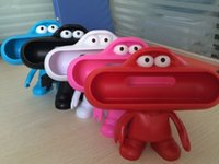 Wholesale Bluetooth Pill Speaker Dude Doll Character Holder Dude Stand for Pill Portable Speaker