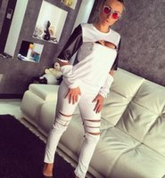 Wholesale 2016 Europe and America big brand Sport suit for women ladies tracksuits NSY32