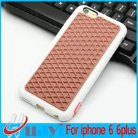 Wholesale New Brand Vans Waffle Soft silicone Back Cover cell Phone Case For iphone Plus plus i6 i5 s s Phone Cases