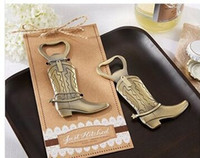 hitch - 2015 NEW ARRIVAL Wedding Favors and Gift quot Just Hitched quot Cowboy Boot Bottle Opener Bridal Shower Favors