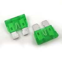 automotive electricity - Automotive Electricity Mini Safely Plug in Blade Fuses Ampere Green