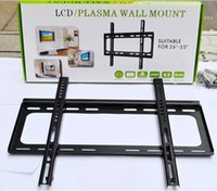 flat screen tv - Wall Mount Bracket for quot Plasma LCD LED Flat Panel Screen TV