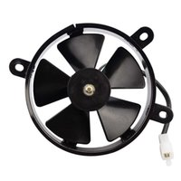 Wholesale GOOFIT Small Fan for cc cc Water cooled ATV Dirt Bike Go Kart F038 order lt no track