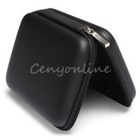 Vente Hot Classic Black dur Carry Case Housse pour 2,5 USB externe WD HDD disque dur Protect Protector Bag boîtier pour $ 18Personne t