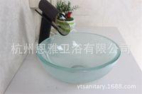 bath glass vanities - Mini cm fresh bun basin vanity kit bath tub glass basin Ware N