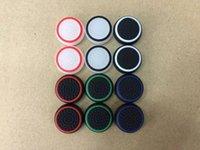 Wholesale 10pcs New luminous thumb grip stick cap for PS4 protective cover joystick cap for PS3 xbox one xbox