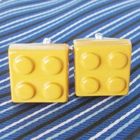 Wholesale Top grade four dots Links Business Wedding Cufflinks NKS PLASTIC top grade gift fashion jewelry
