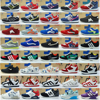 Wholesale pair Free DHL New sports leisure han edition shoes sneakers tide shoes stock shoes forrest gump shoes